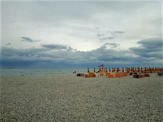 spiaggia di Tiz
