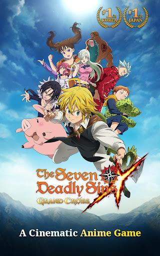 The Seven Deadly Sins Grand Cross screenshot 9