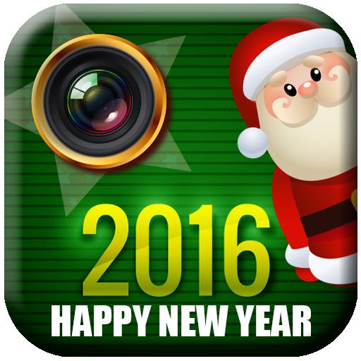 フォトモンタージュ ソフト  -  幸せな新年の 攝影 App LOGO-APP開箱王