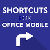 Free Office Mobile Shortcuts