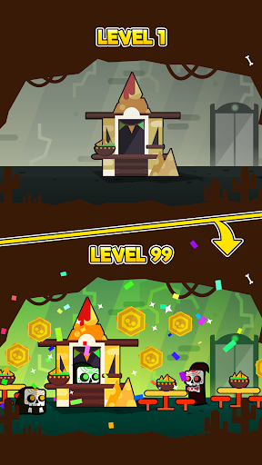 Idle Death Tycoon Inc -  Clicker & Money Games screenshots 3