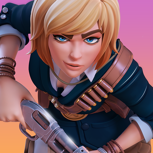 Heroes of Warland - Online Shooter Icon