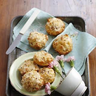 Parmesan and Caraway Muffins.
