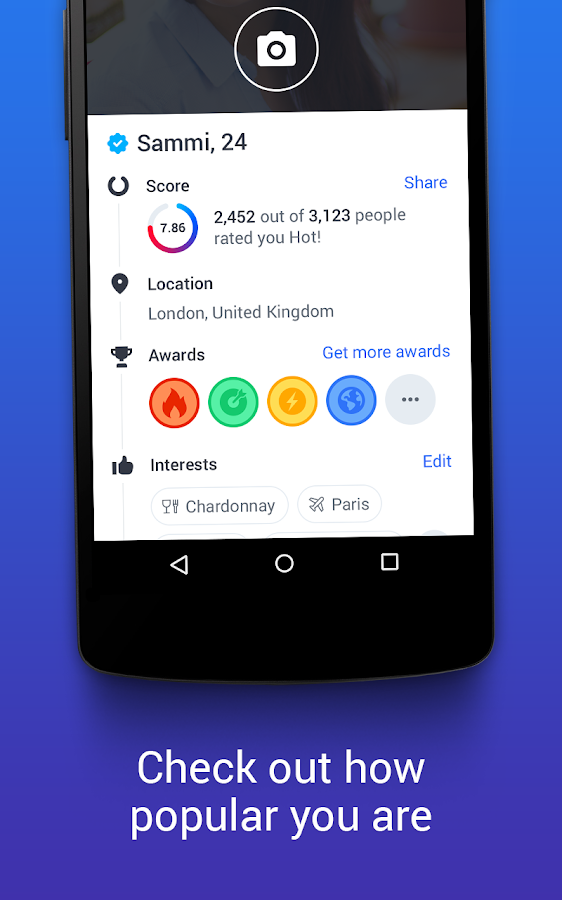 Hot or Not - Android Apps on Google Play