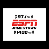 ESPN Jamestown KQDJ 1400 97.1