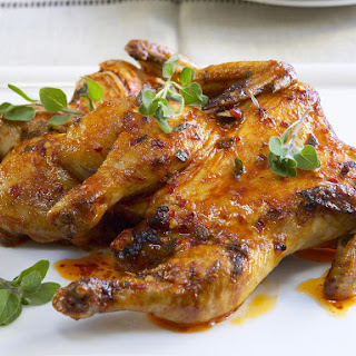 Spicy Butterflied Chicken