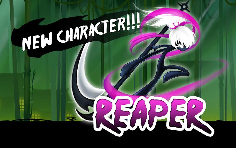 Stickman Revenge 3 - Ninja Warrior - Shadow Fight Screenshot 18