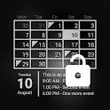 Calendar Widget (key) icon