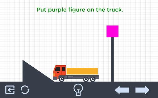 Brain it on colorful truck - Smart line 1.9 screenshots 12