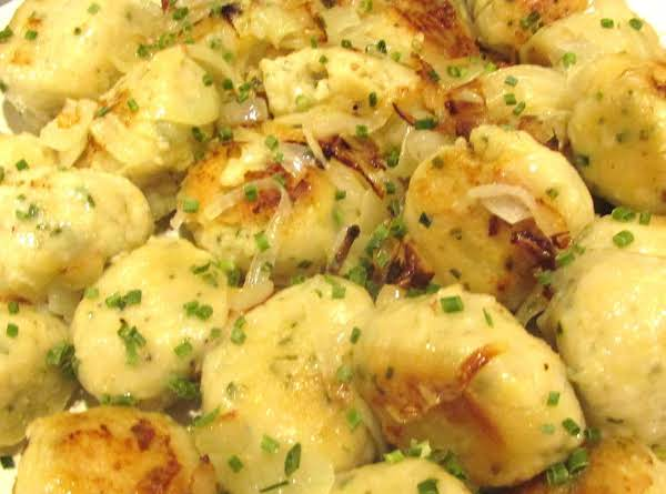 Boss Lady Debbie's Easy Potato Dumplings