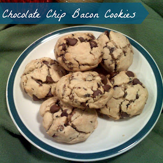 Chocolate Chip Bacon Cookies
