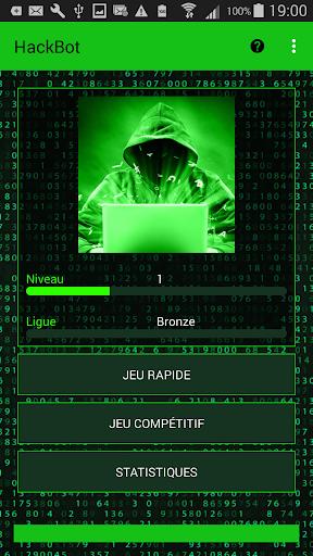 Code Triche HackBot Jeux de Hacker APK MOD (Astuce) screenshots 2