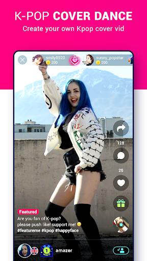 amazer - Global Kpop Video Community 1.7.1 screenshots 1