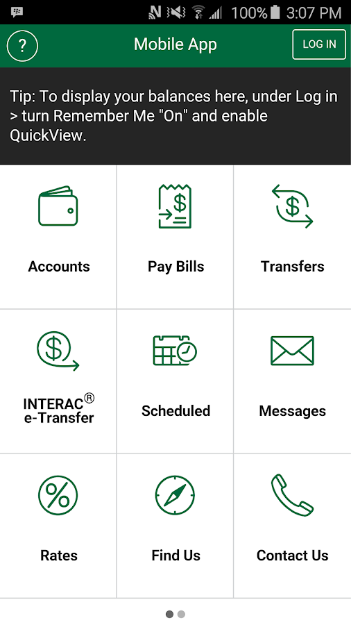 how to create a mobile banking app