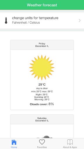 玩免費天氣APP 下載菲律賓天氣,預報 app不用錢 硬是要APP