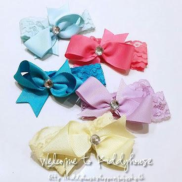 👶現貨包郵👶 歐美出口bb嬰兒頭飾髮帶baby headband H232現貨包郵