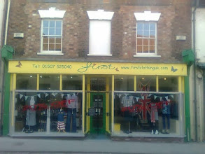 Photo: On North St / Bullring, mainly selling female clothing, but kids and blokes fashionwear available.