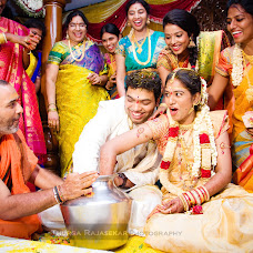Wedding photographer Thurga Rajasekar (rajasekar). Photo of 14.09.2015