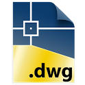 Autocad DWG Files Download icon