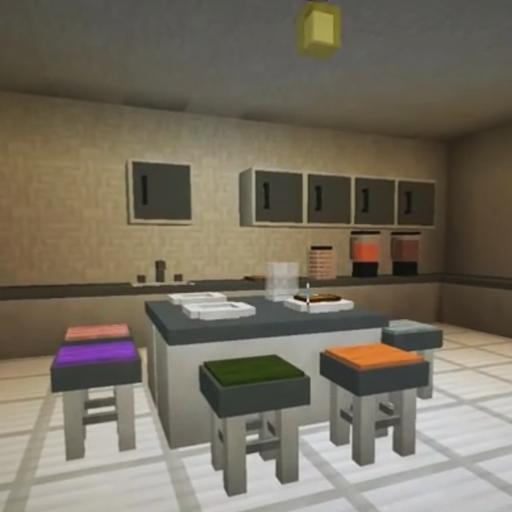 教程家具的Minecraft 動作 LOGO-玩APPs