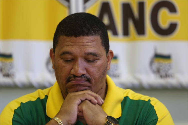 Former Western Cape ANC leader Marius Fransman. File photo.