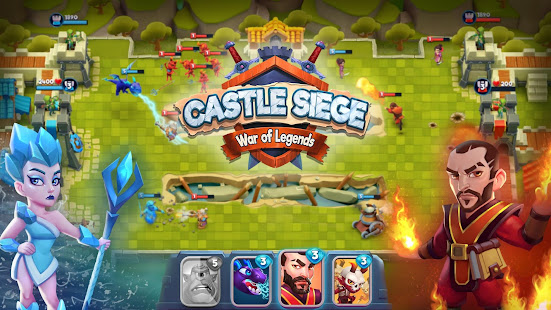 Castle Siege: War of Legends (BETA) 6
