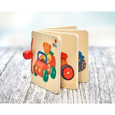 Selecta Spielzeug Bilderbok Fordon