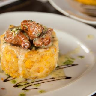 Mofongo, a Traditional Afro-Puerto Rican Dish Recipe