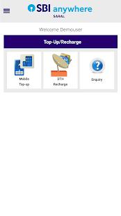 App SBI Anywhere Saral APK for Windows Phone