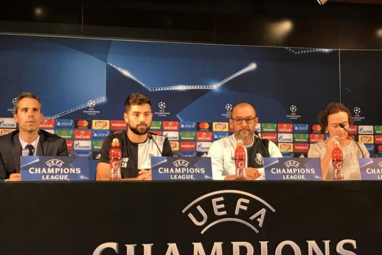 """Le coach de Porto est clair: """"Nous allons gagner, il n'y a pas d'autre possibilité"""""""