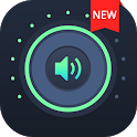 Volume Booster & Bass Booster with Music Player icon