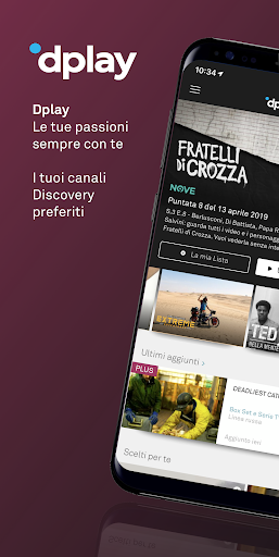 Dplay screenshot 1