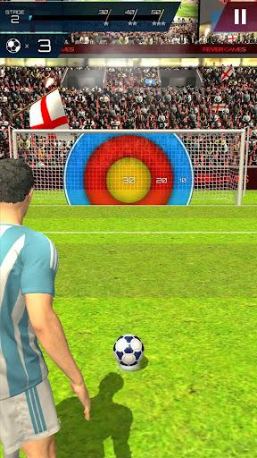 Football Championship-Free kick Soccer 1.1.0 screenshots 1