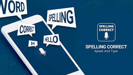 correct spelling checker - english grammar check screenshot 1
