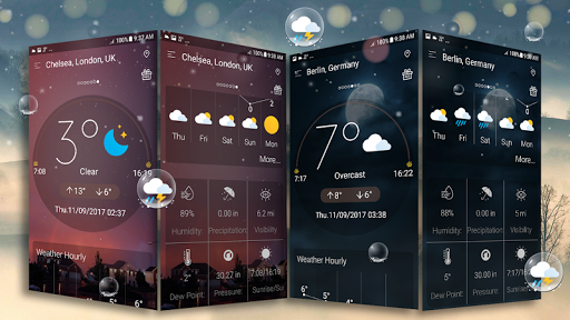 Daily weather forecast 6.0 Apk for Android 9