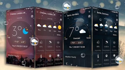 توقعات الطقس اليومية screenshot 10