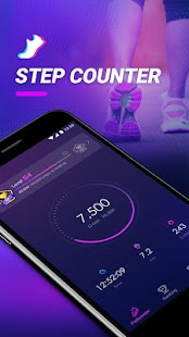 Easy Pedometer Screenshot