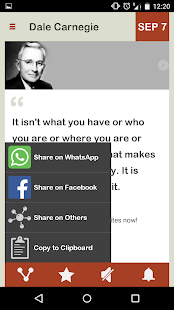 Dale Carnegie Daily- screenshot thumbnail