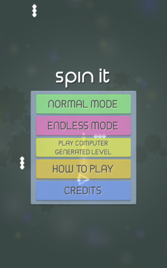Spin It – Test Your Reactions- screenshot