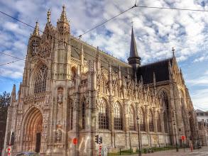 Photo: Notre Dame du Sablon Church (Brussels)