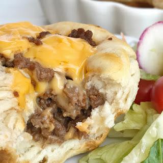 Cheeseburger Biscuit Cups Recipe