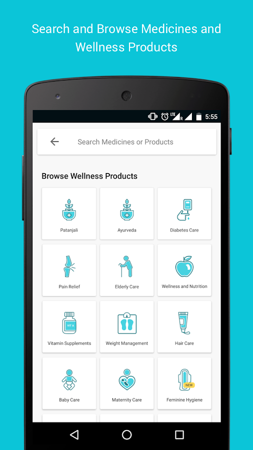 1mg-Save on Medicine/LabTests - Android Apps on Google Play