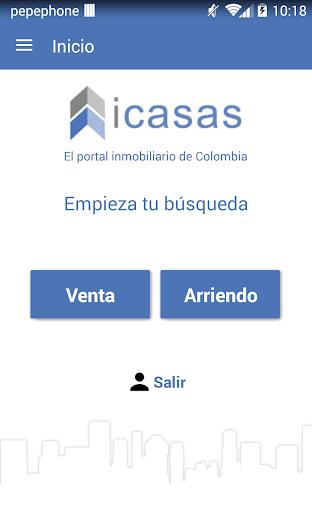 iCasas Colombia - Inmuebles
