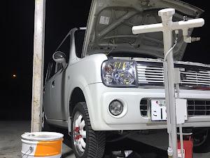 アルトラパン HE21S mode/ 4WD /前期のカスタム事例画像 Junkoさんの2019年06月01日08:19の投稿