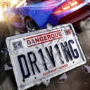 Dangerous Driving HD Wallpapers Game Theme Icon