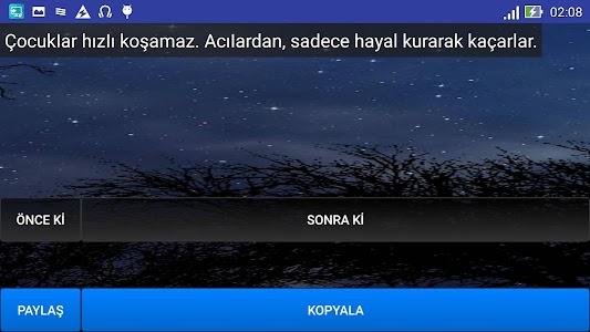 Bela Sözler screenshot 10