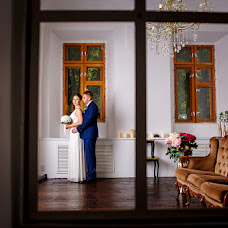 Wedding photographer Olesya Moroz (lesyacold). Photo of 14.09.2016