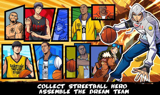 Streetball Hero - 2017 Finals MVP  screenshots 2