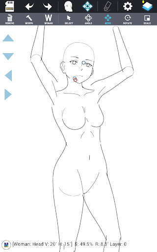 Character Maker -How to draw screenshot 3