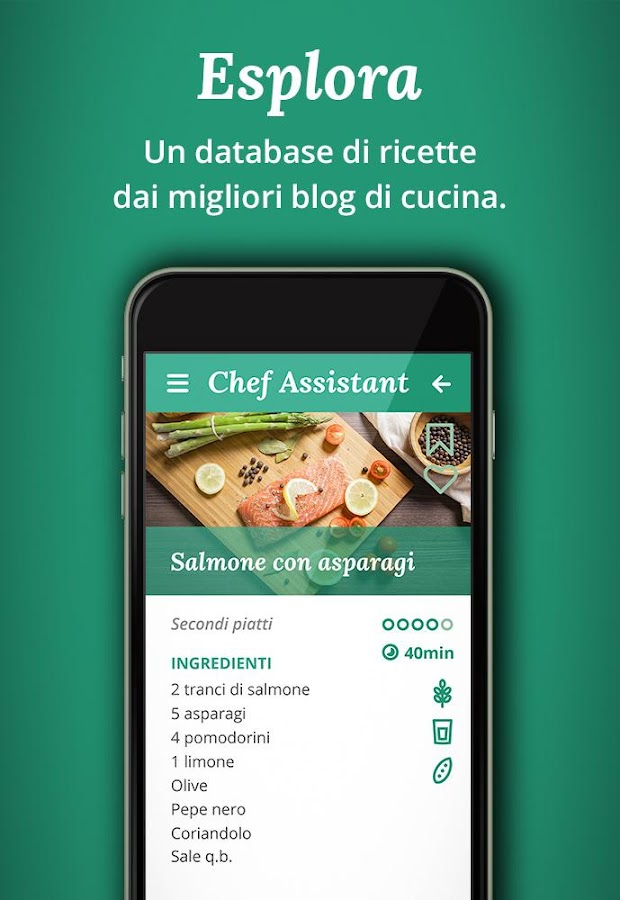 Chef Assistant- screenshot